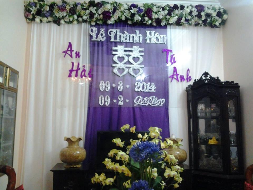 Tiec le thanh hon Tu Anh - An Hai