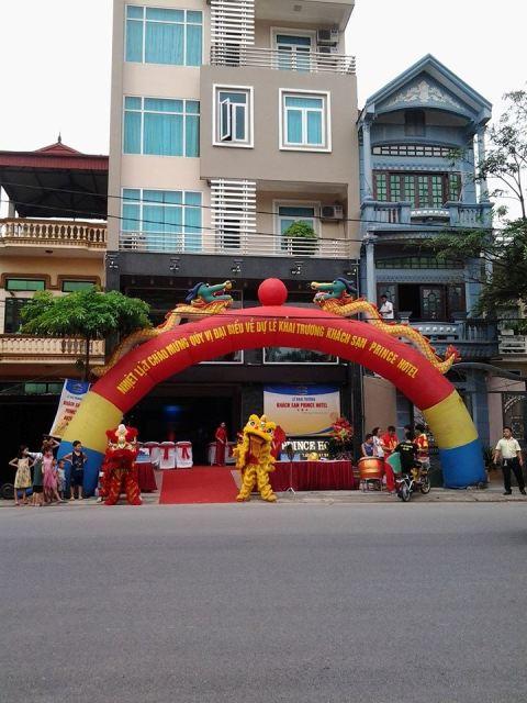 Le khai truong Khach san Prince Hotel