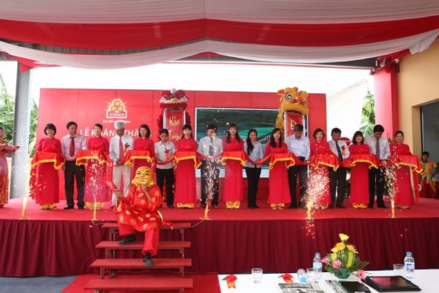 Le khanh thanh nha may che bien Vissan KCN Tien Son Bac Ninh