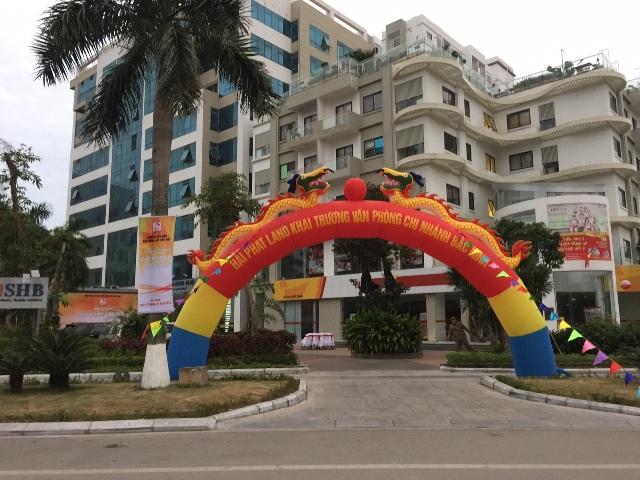Le khai truong Chi nhanh Bac Ninh Cong ty CP bat dong san Hai Phat