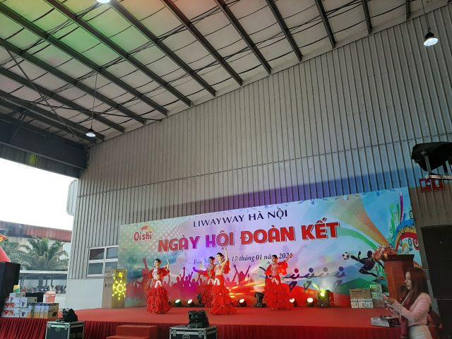 Chuong trinh Ngay hoi doan ket 2020